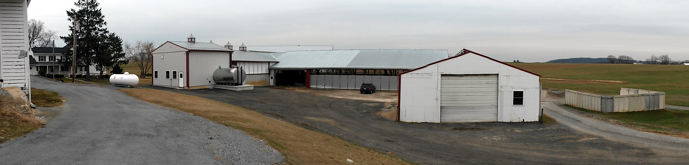 Dairy Operation, Mount Joy , PA